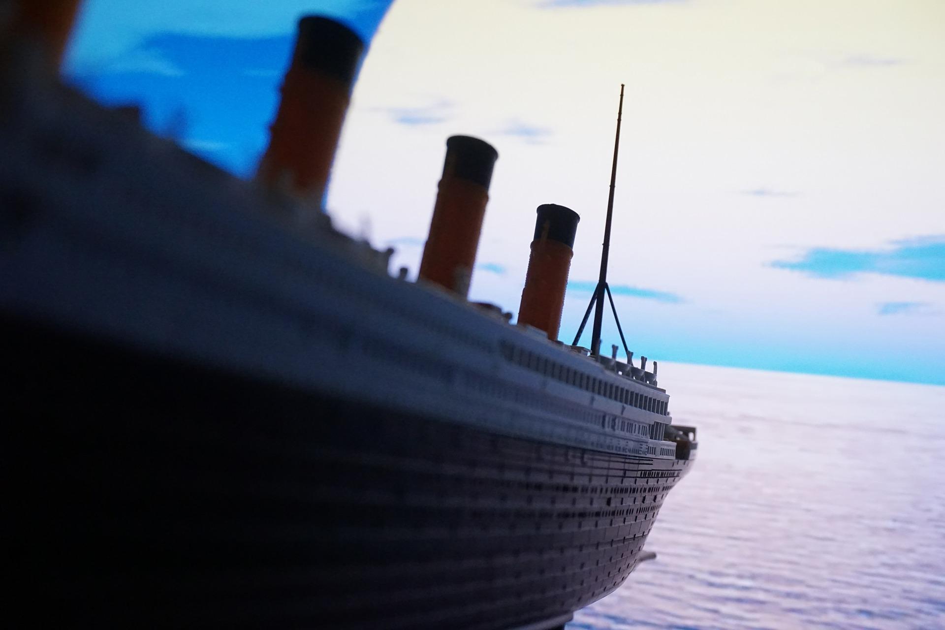 ¿Es Titanic la mejor película de drama de todos los tiempos? La mayor caída de barcos de la historia